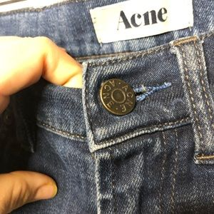 Acne Jeans - Acne men blue ace Oreo jean 28 B2